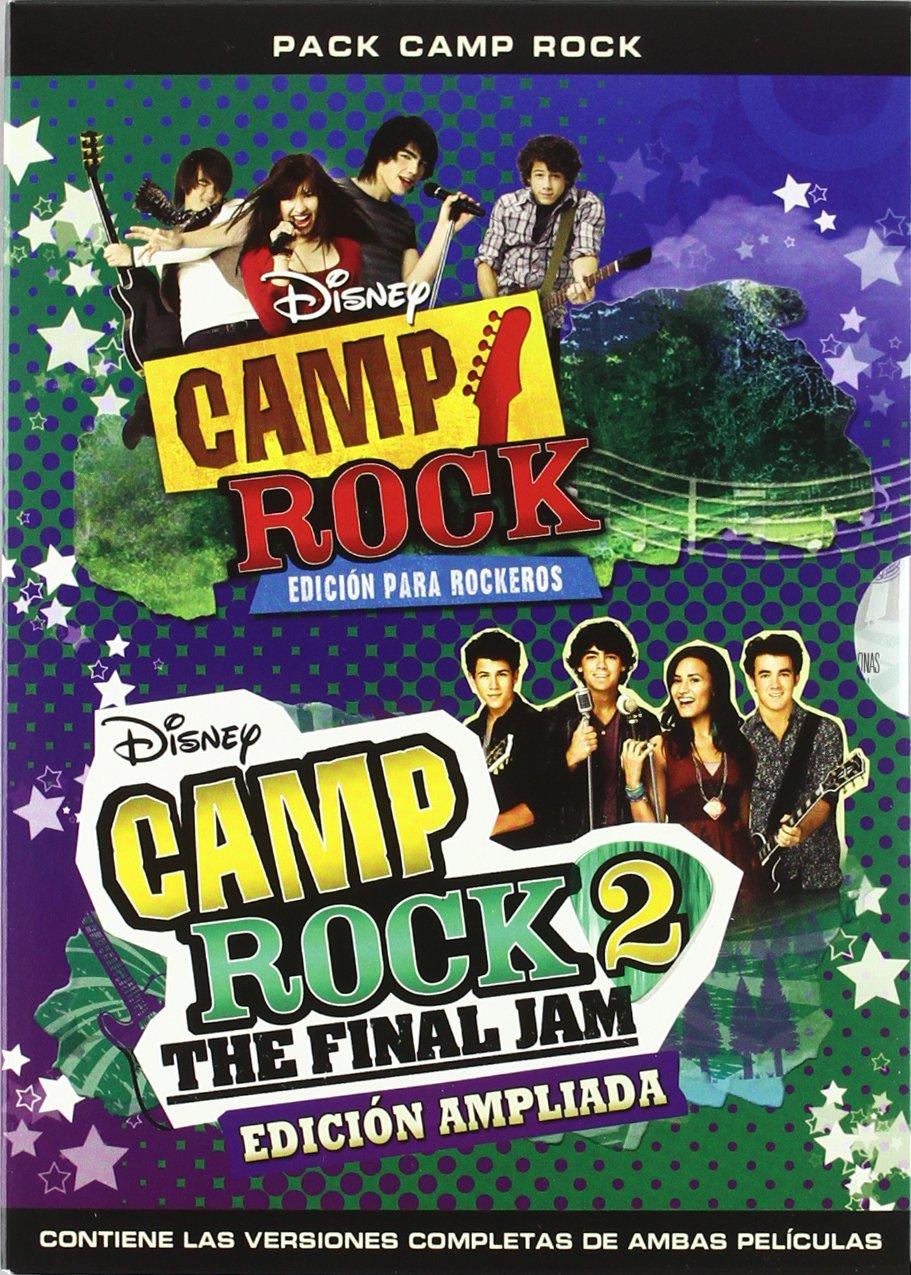 Pack camp rock 1 y 2 [DVD]: Amazon.es: Varios: Cine y Series TV