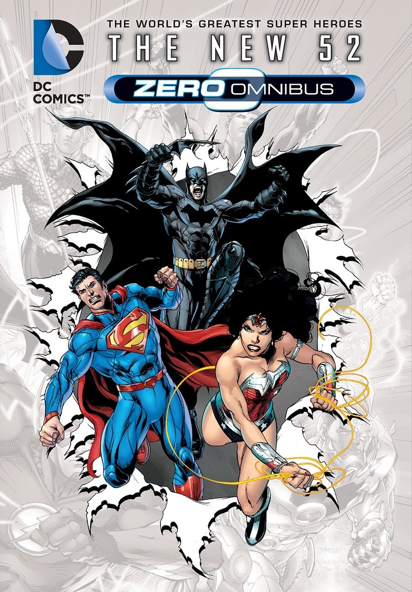 DC Comics: The New 52 Zero Omnibus (The New 52) by DC Comics