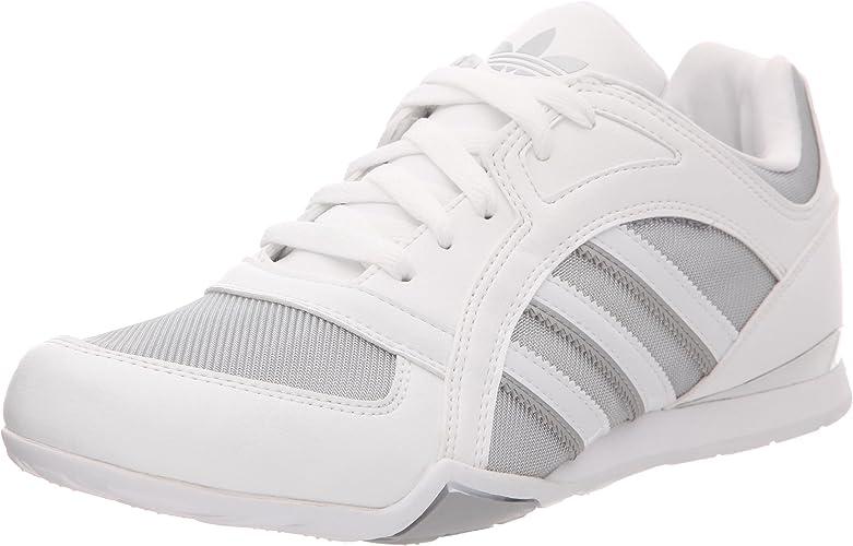Nike Shox TL Blanc Blanc Argent Baskets Homme Toutes Les