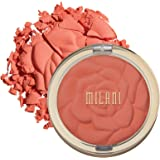 Milani Rose Powder Blush - Coral Cove (0.6 Ounce) Cruelty-Free Blush - Shape, Contour & Highlight Face with Matte or…