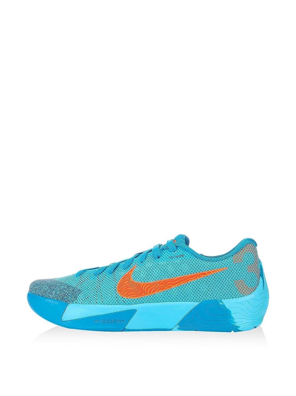 Amazon.com | Nike MENS KD Trey 5 II Basketball Shoes athletic BLUE/ORANGE  (10) | Basketball