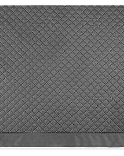 Amazon.com: Ralph Lauren Wyatt Deco White Quilted King Coverlet ... : ralph lauren wyatt quilted coverlet - Adamdwight.com