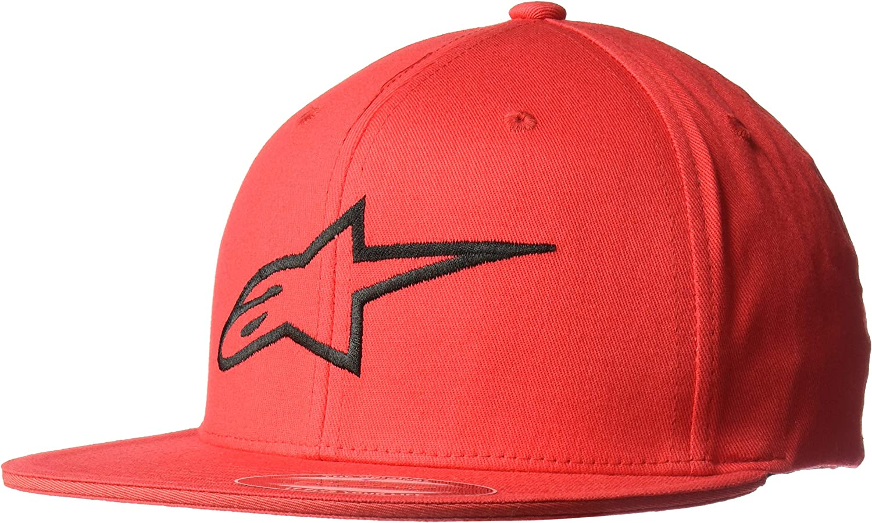 Alpinestars Ageless Flat Hat Gorra de béisbol para Hombre: Amazon ...