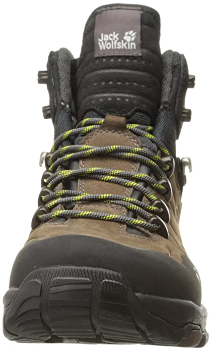 | Jack Wolfskin Men's Altiplano Prime Texapore Mid M Hiking Boot | Hiking Boots