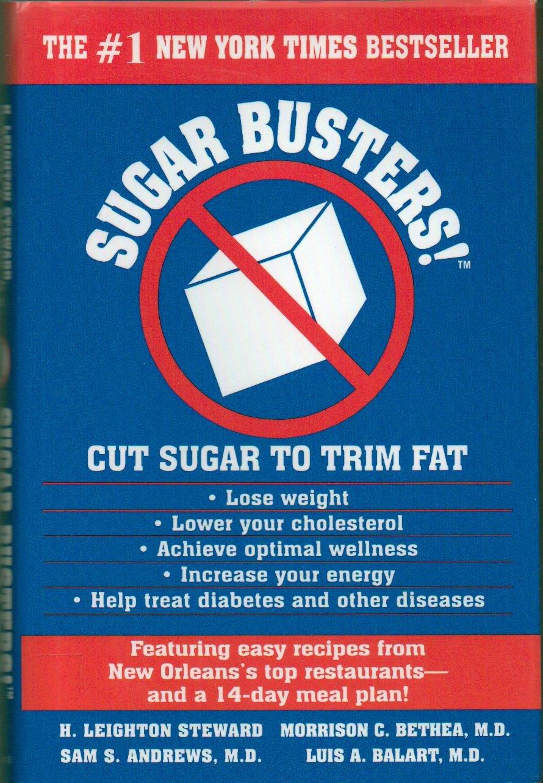 Download Sugar Busters! : Cut Sugar to Trim Fat pdf epub