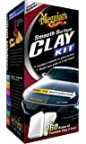 Meguiar's Smooth Car Surface Clay Kit