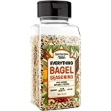 Everything Bagel Seasoning, 16 oz by Unpretentious Baker, Add Texture & Flavor to Any Recipe, Mix of Sesame Seeds, Poppy…