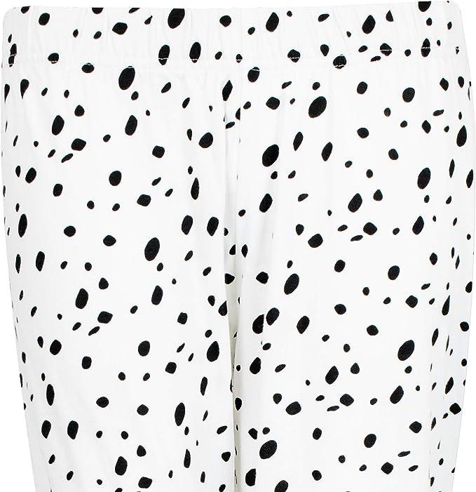 Dinsey 101 Dalmatiens 101 Dalmatians Cruella De Vil Ensemble De Pyjamas Femme