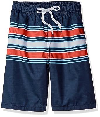 cc53e0a48f Kanu Surf Boys' Archer Stripe Quick Dry Beach Board Shorts Swim Trunk:  Amazon.in: Clothing & Accessories