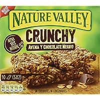 Nature Valley - Crunchy avena y chocolate negro