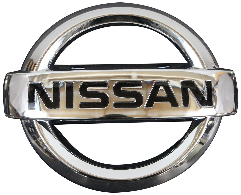 Nissan Genuine 62890-6Z500 Emblem