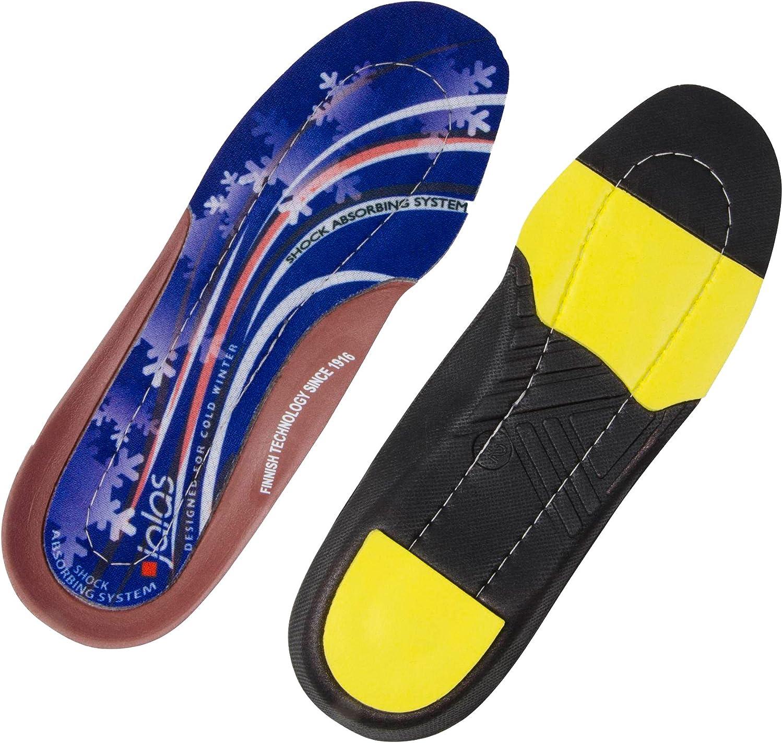 Jogger de talon Jalas 8244/orthop/édiques FX2/hiver semelle int/érieure pour fasciite plantaire Soulage les douleurs pieds vo/ûte plantaire ainsi garder vos pieds bien et chaud de qualit/é sup/érieure