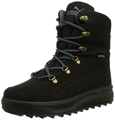 4c733bc0f Puma Caminar Iii Gtx, Unisex Adults' Snow Boots, Black (Black ...