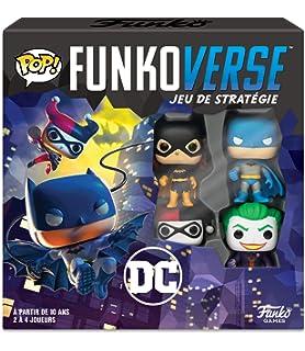 Funko- Stoke Funkoverse Extension (2 Unidades de Character Pack) English Board Game, 43492, Multicolor: Amazon.es: Juguetes y juegos