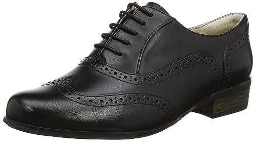 Clarks Women's Hamble Oak Brogue Black Size: 2