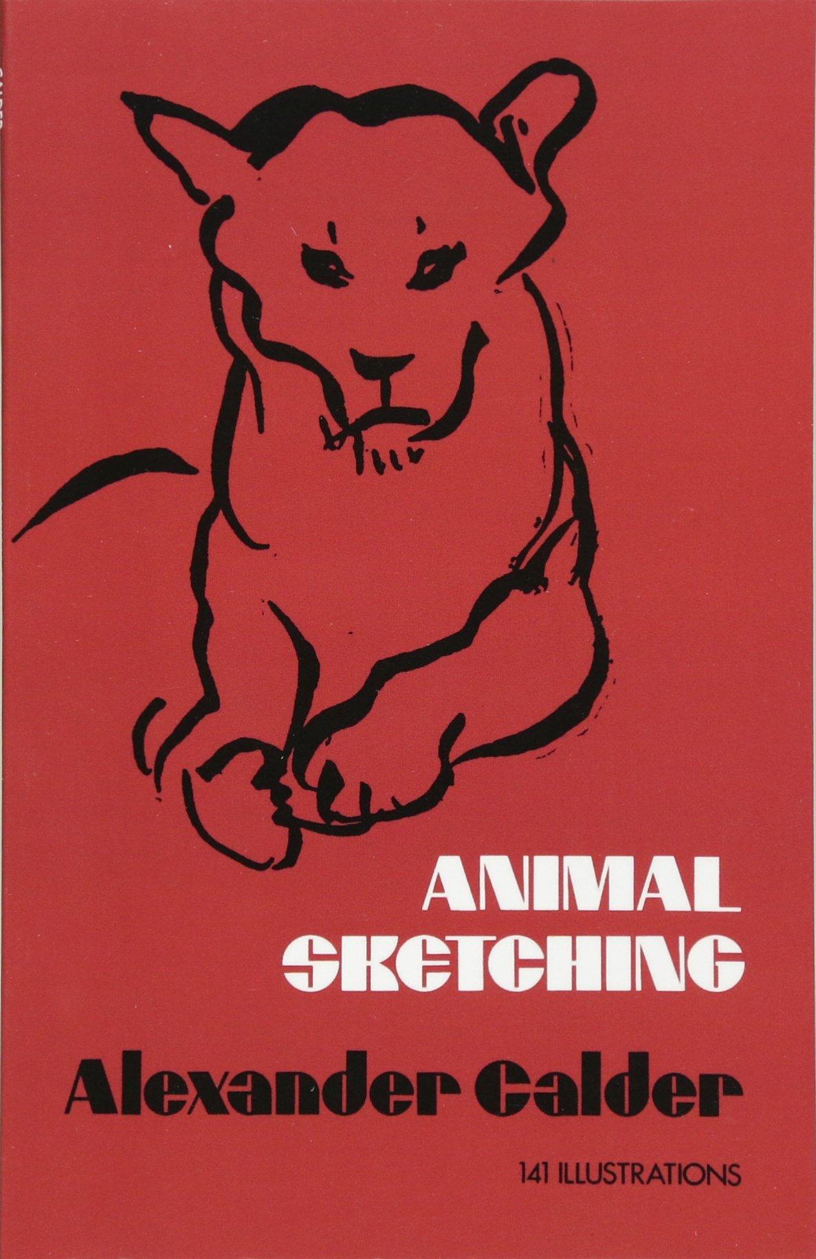 Read Online Animal Sketching (Dover Art Instruction) PDF