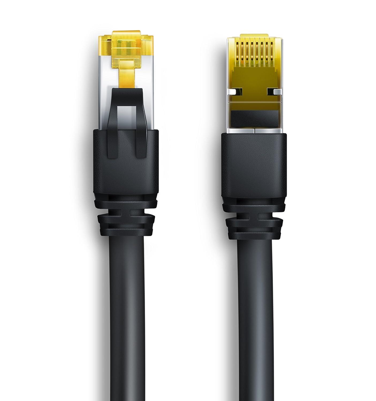 Uplink - 2m - CAT.7 Gigabit Ethernet Lan Netzwerkkabel: Amazon.de ...