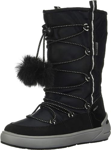 farmacia niña contar hasta  Geox J Sleigh Girl B ABX A, Botas de Nieve Niñas: Amazon.es: Zapatos y  complementos