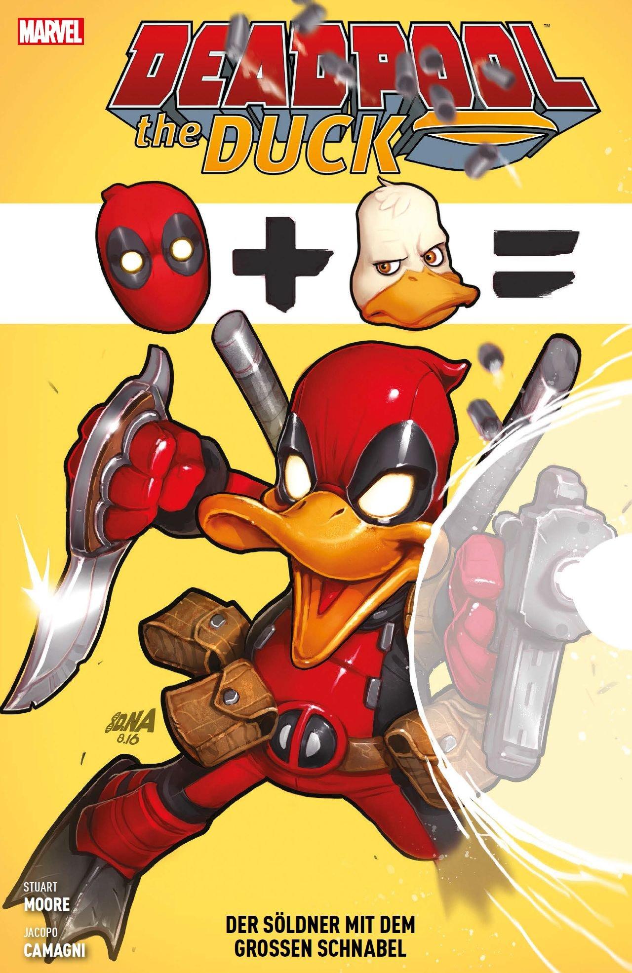 Deadpool the Duck: Der Söldner mit dem großen Schnabel