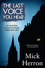 The Last Voice You Hear (The Oxford Series Book 2) Kindle Edition