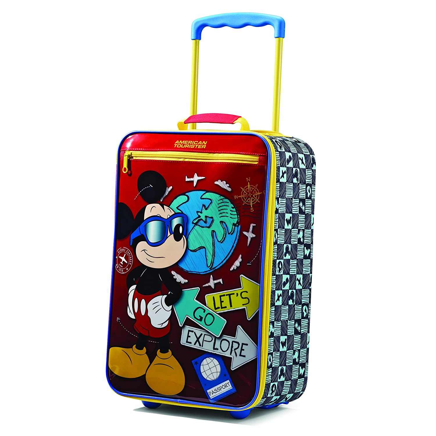 Top 10 Best Kids Carry on Luggage (2020 Updated) 7