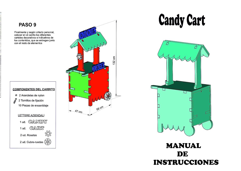 Para decorar. Medidas 132cmsx56cmsx47cms,fabricado en material XPS ,extrusionado.: Amazon.es: Juguetes y juegos