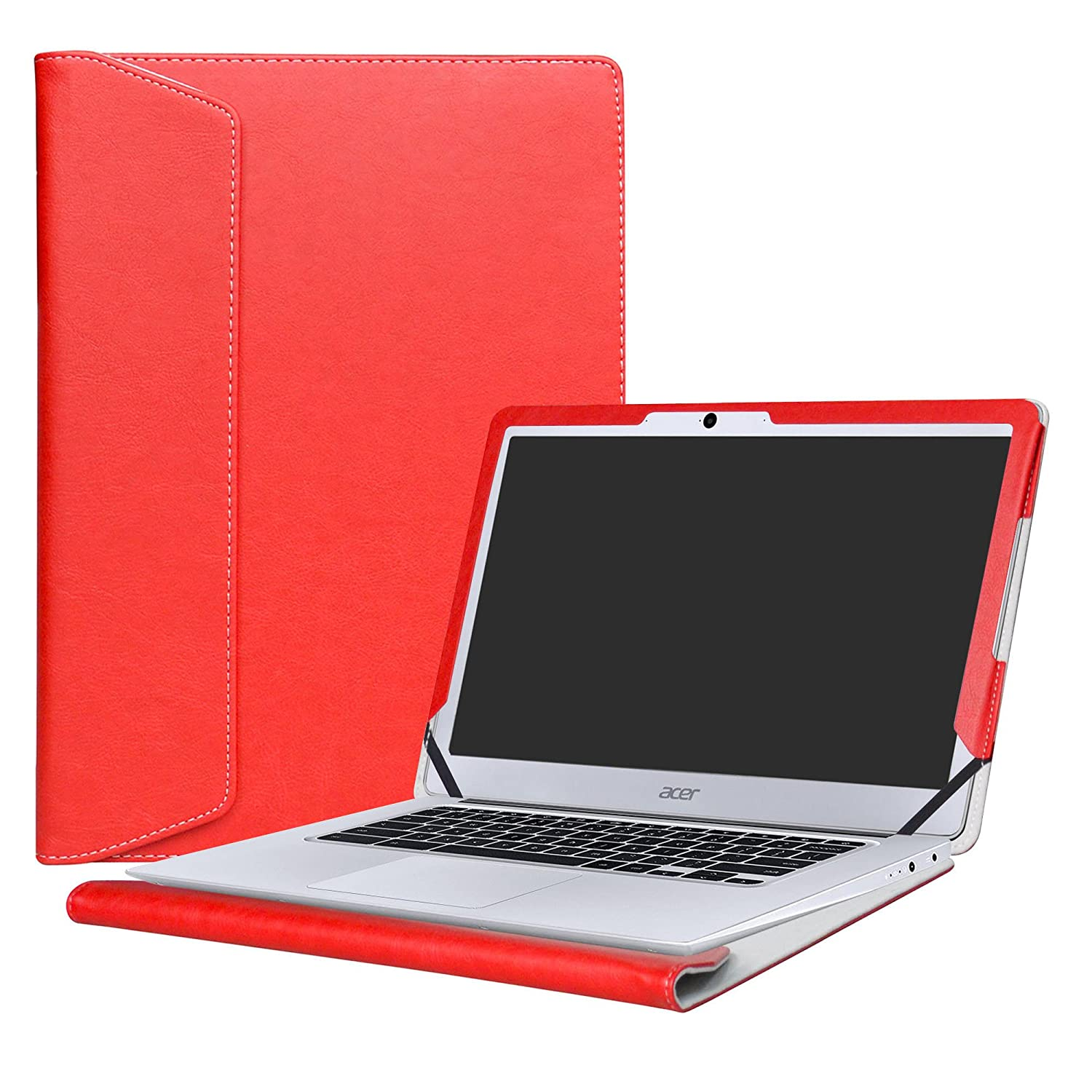 "Alapmk Protective Case Cover for 14"" Acer Chromebook 14 CB3-431 Series Laptop(Not fit ACER CHROMEBOOK 14 for Work CP5-471 Series),Galaxy shengsheng-USAstore TMJ0023-4"