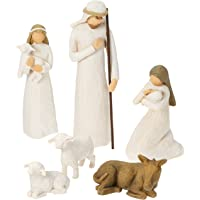 Demdaco Willow Tree Nativity, 6-Piece Set of Figures by Susan Lordi 26005