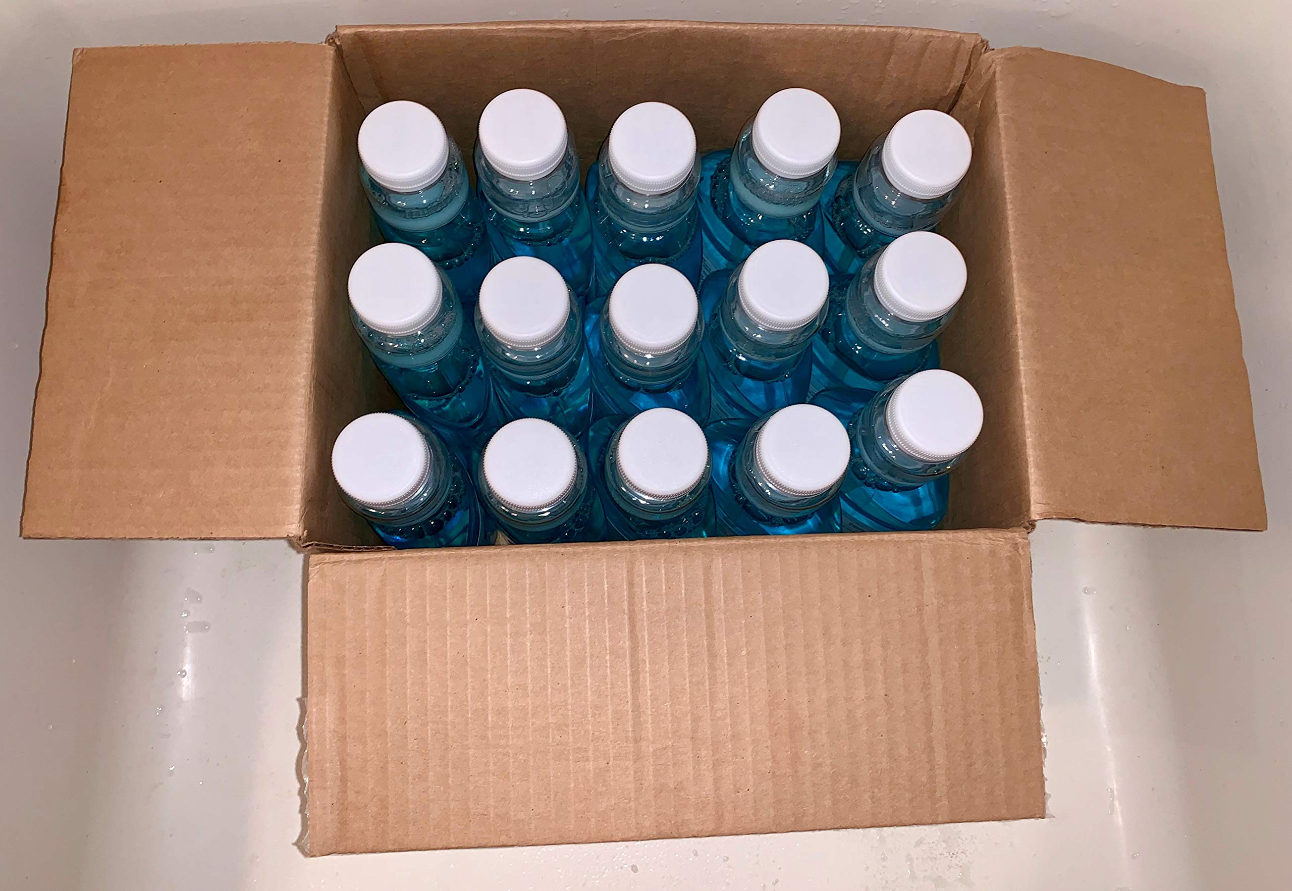 Sanifeet Solution (Regular) 1 Box 15 Bottles by Sanifeet