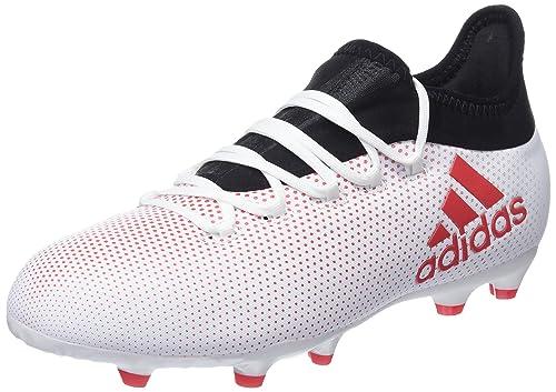 buy online f8efd 80e43 adidas X 17.1 Fg, Scarpe da Calcio Unisex-Bambini, Grigio (Grey