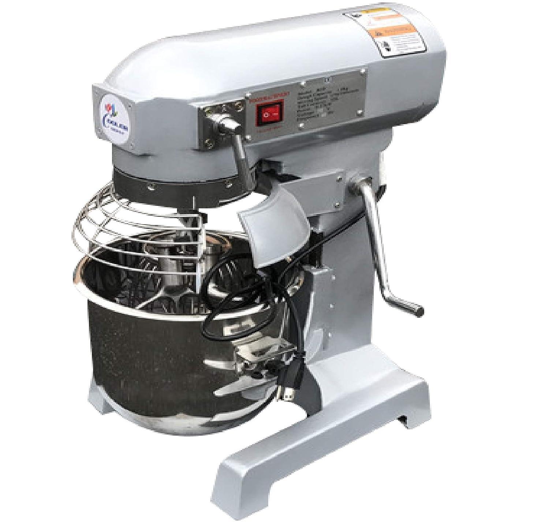 Amazon Com 10 Quart Dough Mixers Grinder Bakery Mixer