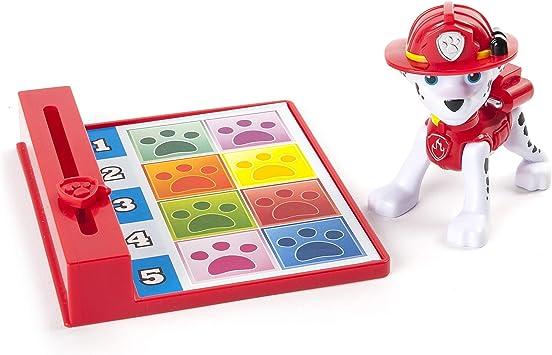 BACK flipPAW PATROLDeluxe gioco-personaggi per la selezionecani-cuccioli