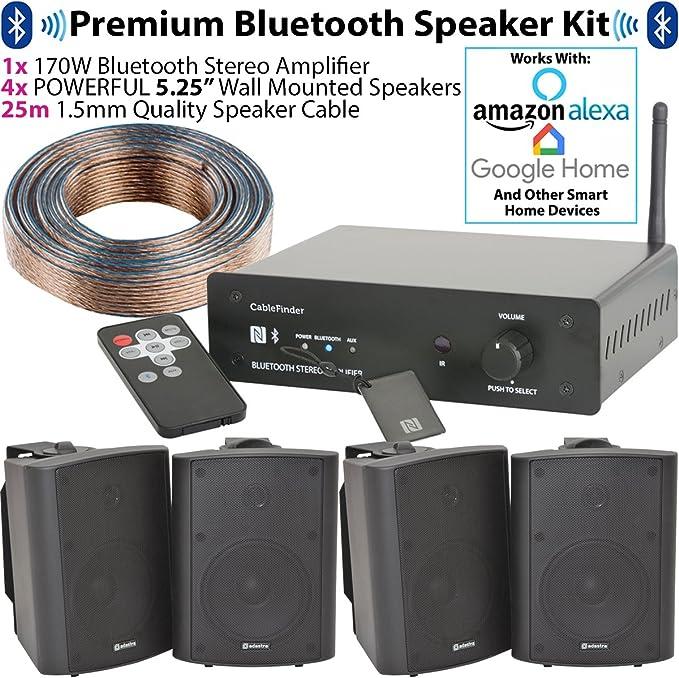 amazon bluetooth speaker kit