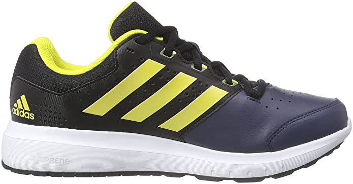 Adidas Duramo Trainer, Zapatillas de Atletismo para Hombre, Core Black/Bright Yellow/Midnight Grey F15, 40 EU: Amazon.es: Zapatos y complementos
