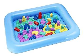 Imaginarium- Arena de Colores con moldes para diseñar, Plasti-Sand ...