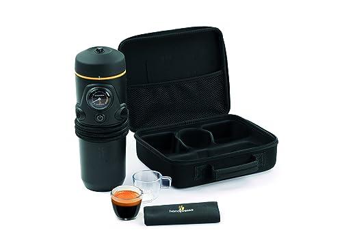 Handpresso Auto Set - Cafetera de cápsulas portátil, 140 W ...