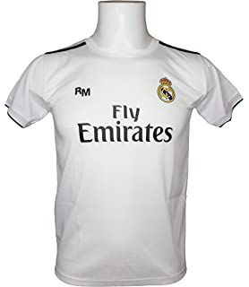 Camiseta Adulto - Personalizable - Primera Equipación Replica Original Real  Madrid 2018 2019 cd62266d2b7c0