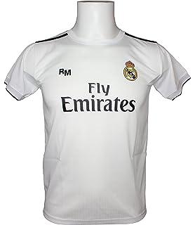 Real Madrid FC Camiseta Adulto Replica Oficial Primera Equipación 2018/2019