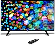 "50"" 1080p HDTV LED Television - Hi Res Widescreen Monitor Ultra HD TV with HDMI, RCA Input, Audio Streaming, Headphones, Ster"