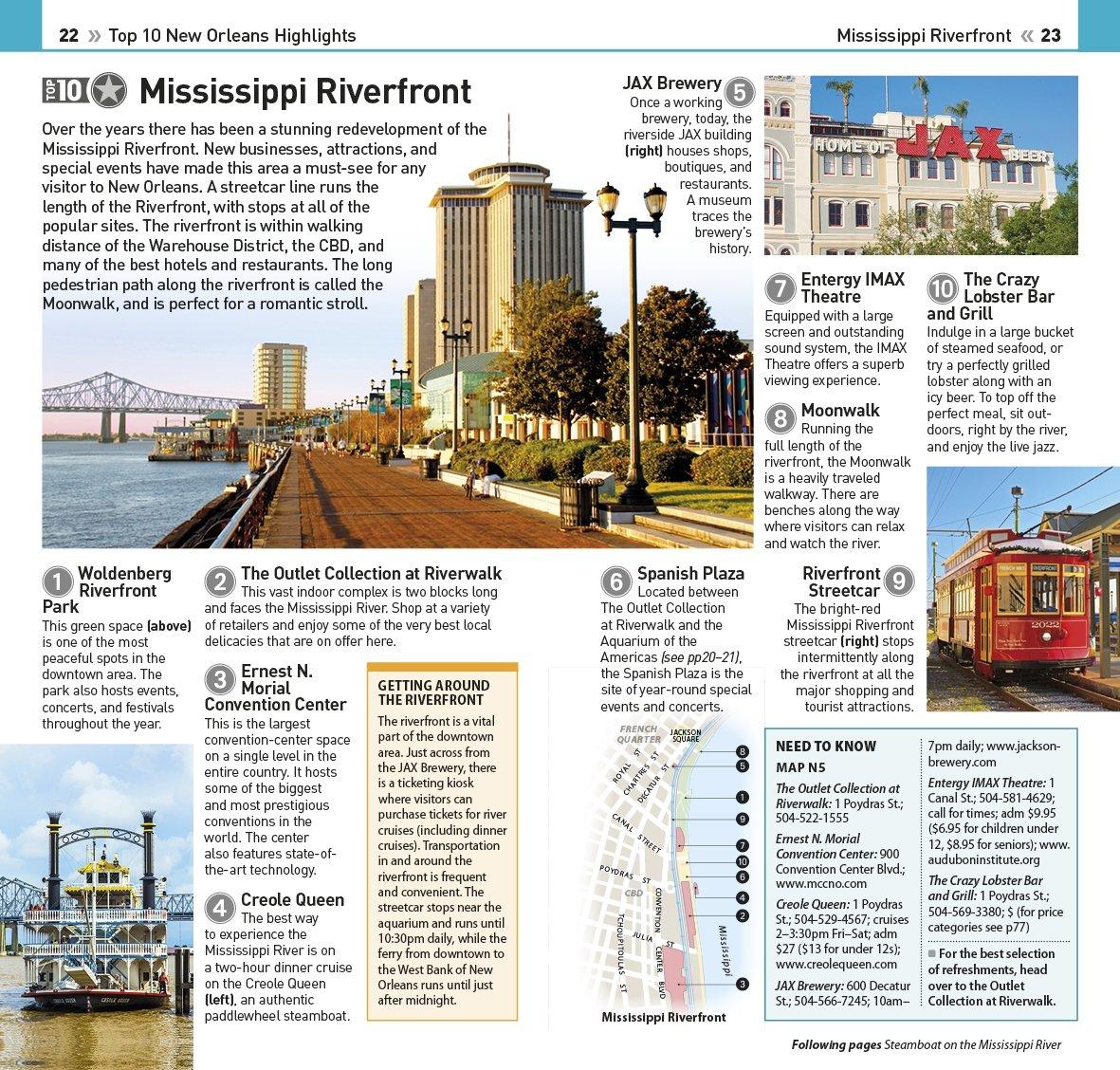 Top 10 New Orleans (DK Eyewitness Travel Guide): DK Travel
