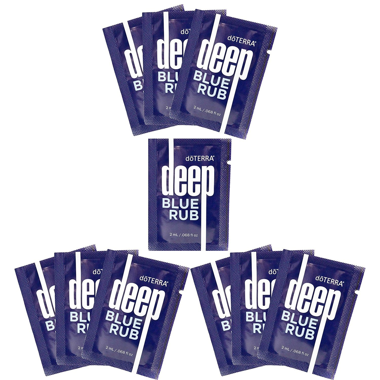 doTERRA Deep Blue Rub Samples - 10pk