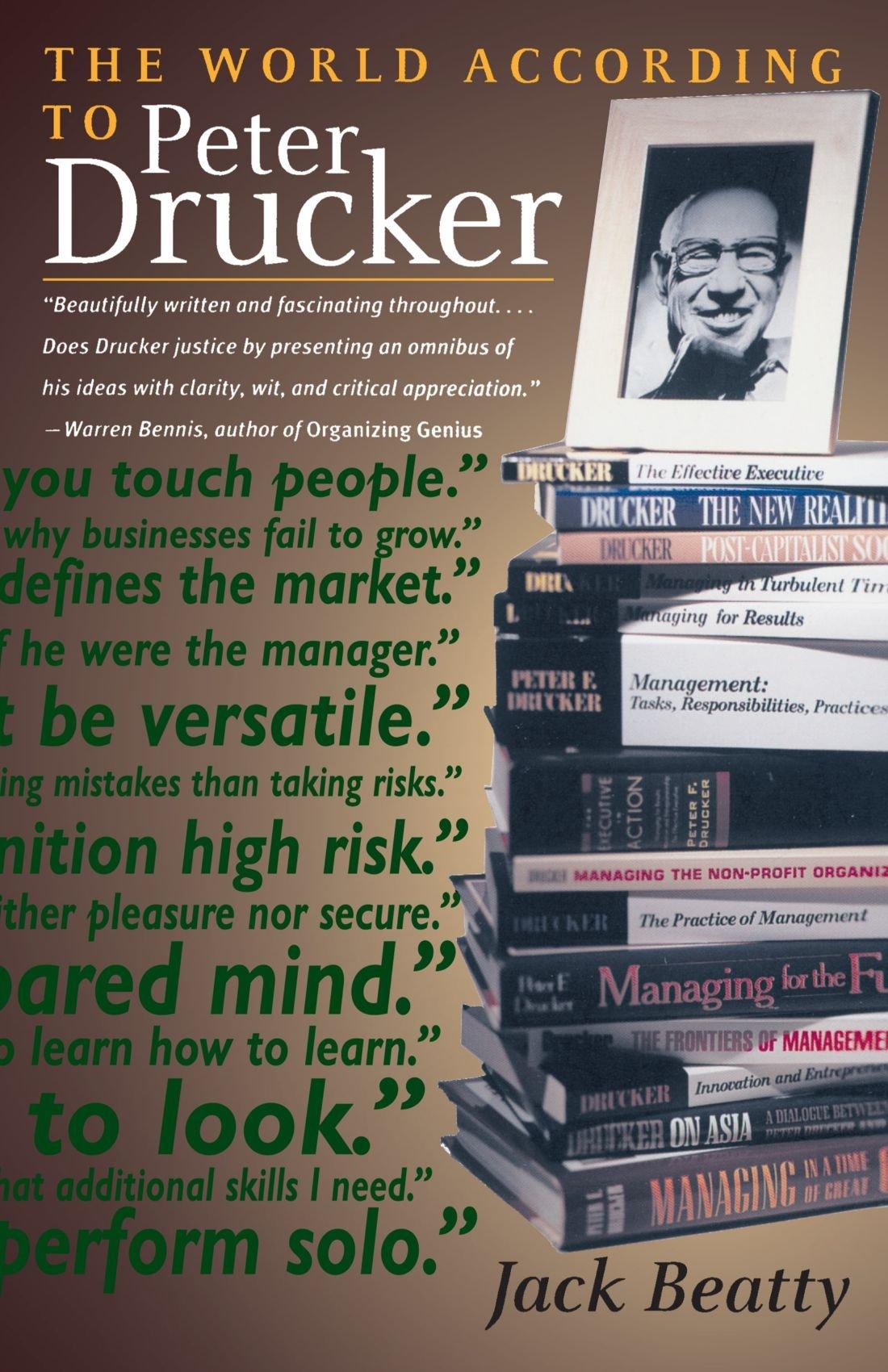 The World According To Peter Drucker