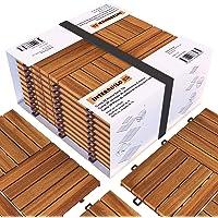 Interbuild Camp 20 - Baldosas de madera