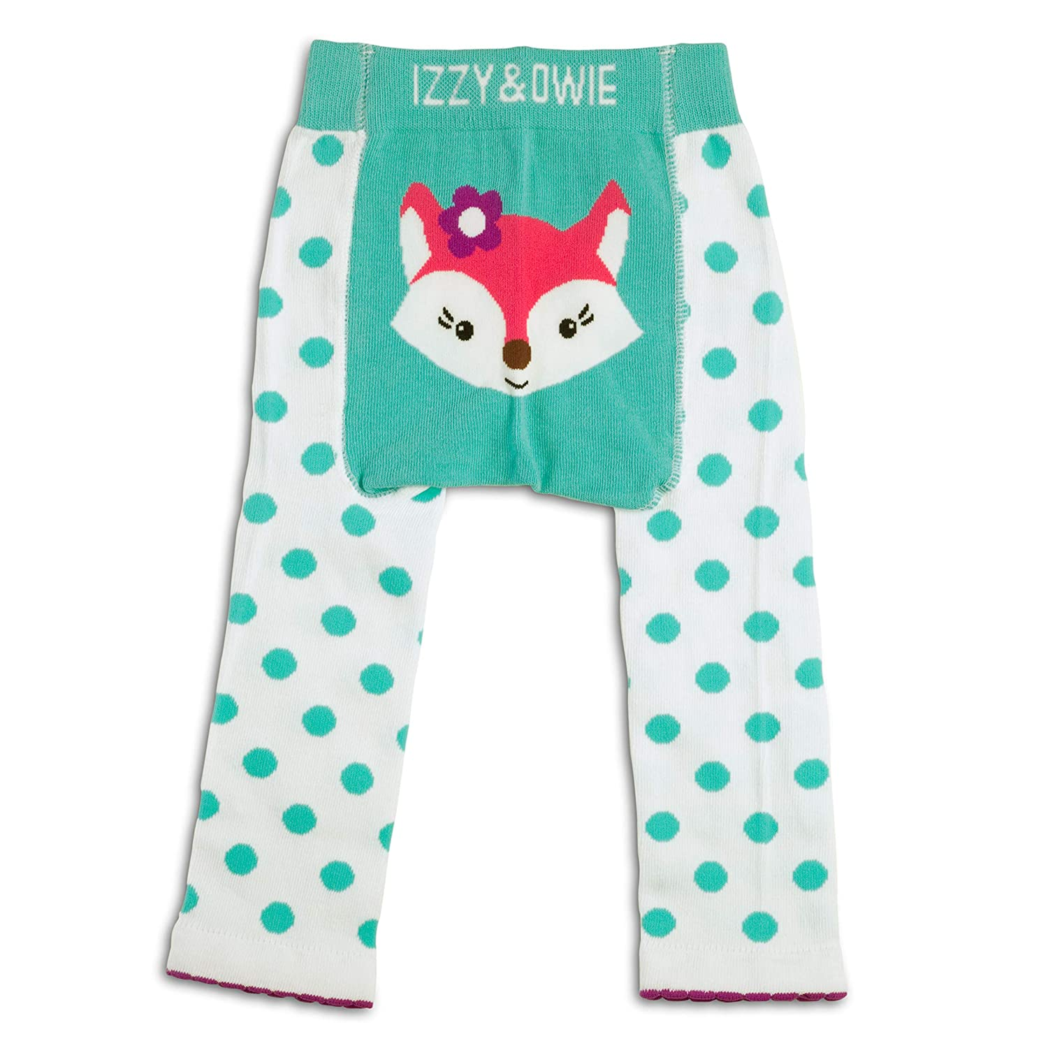Izzy & Owie Baby Girl Leggings Fox, 6-12 Month Pavilion Gift Company 79206