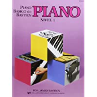 PIANO: NIVEL 1 (PIANO BASICO DE BASTIEN)