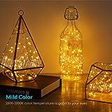 4 Pack Christmas Fairy String Lights, Battery