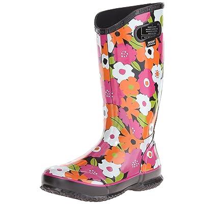 BOGS Women's RAIN Boot Spring Flowers | Mid-Calf