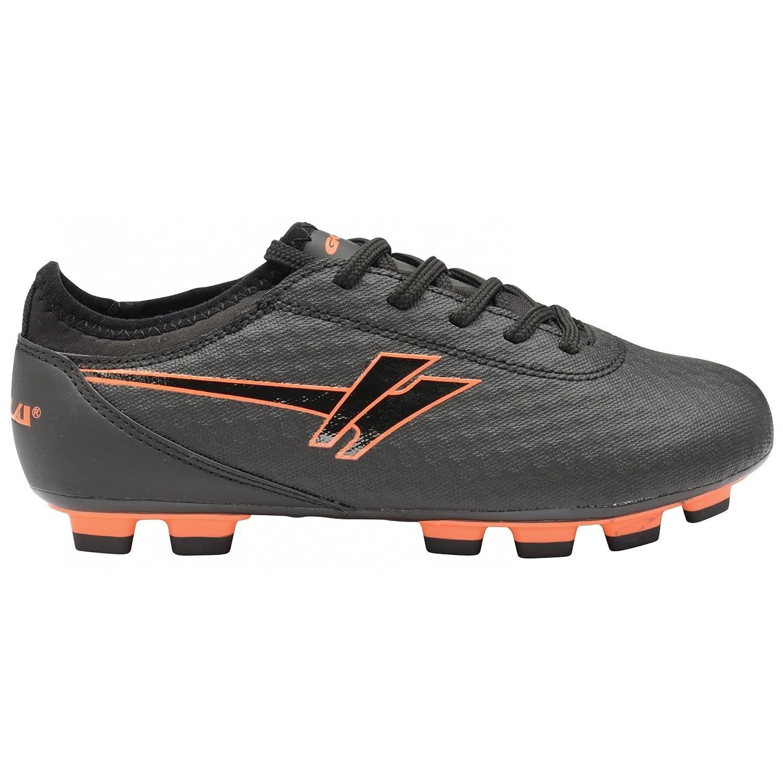 Gola - Botas de fútbol de Material Sintético para niño, color negro, talla 23.5 EU Niño: Amazon.es: Zapatos y complementos