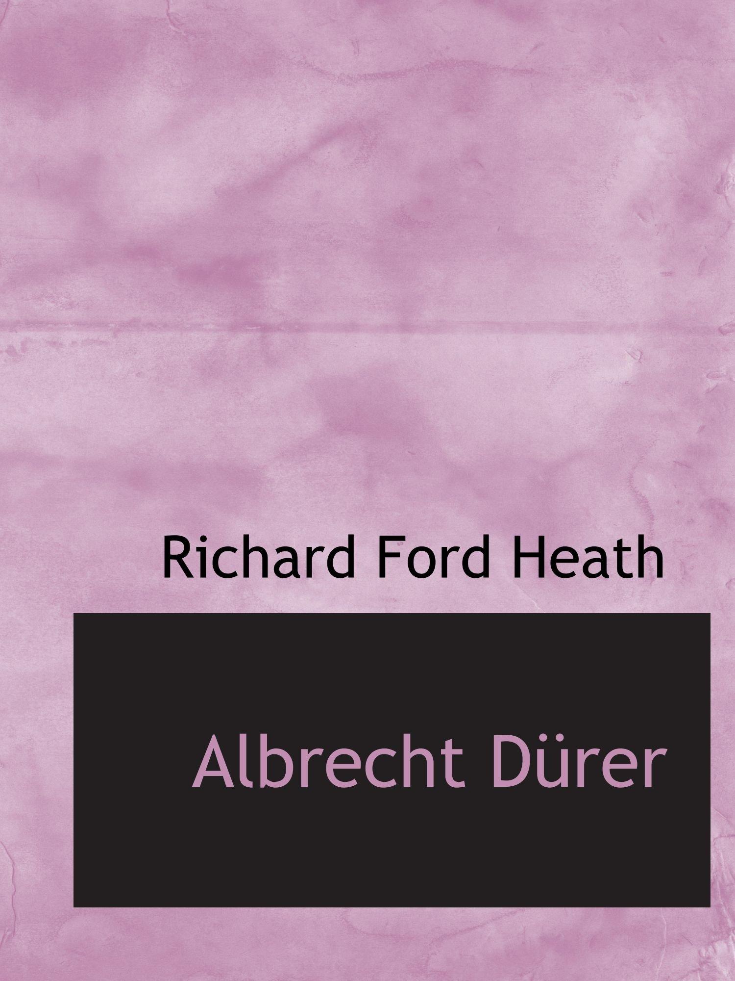 Download Albrecht Dürer pdf epub