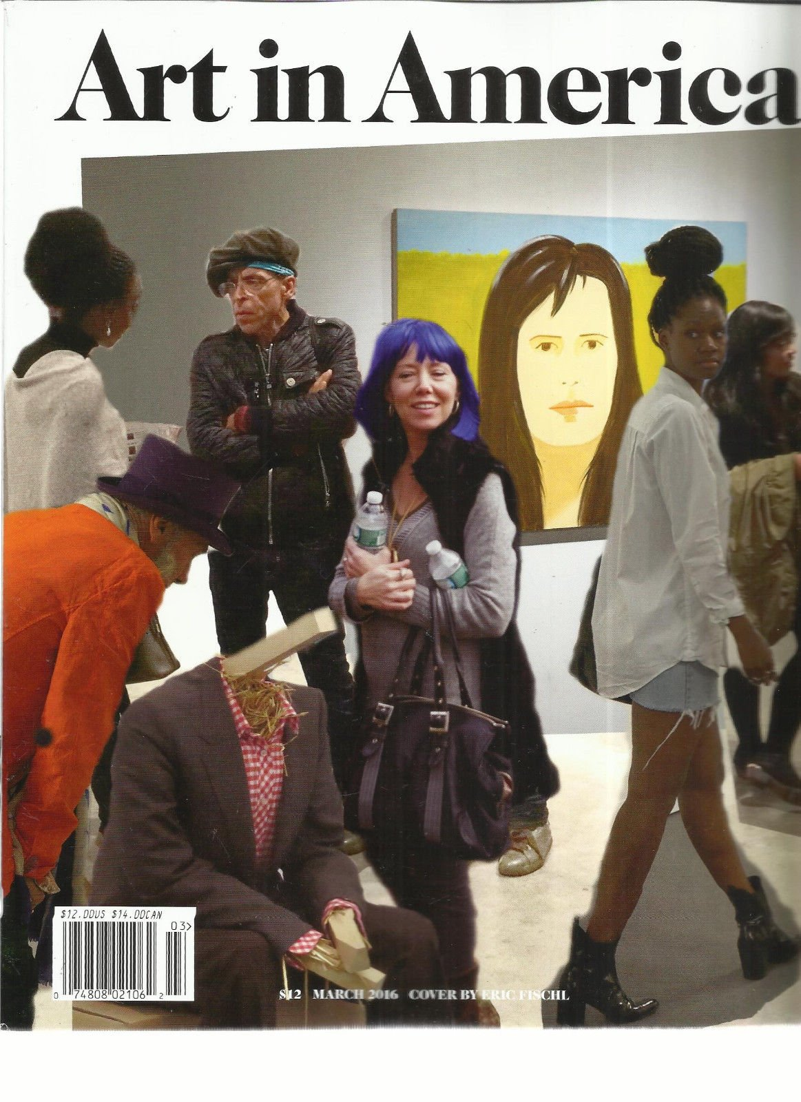 ART IN AMERICA, MARCH, 2016